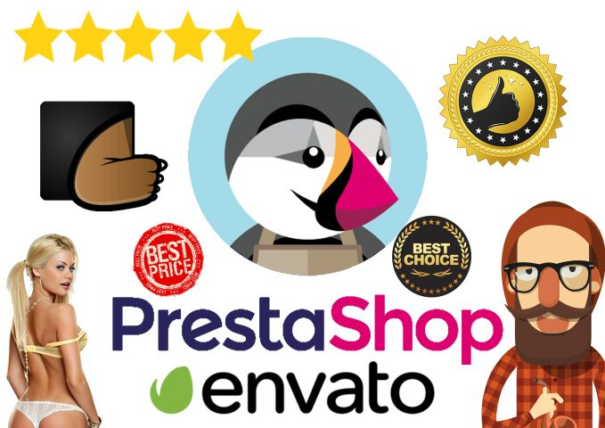 Шаблоны PrestaShop 1.7 Themeforest